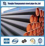 Riga tubo d'acciaio del gas naturale e del petrolio api 5L