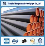 Petróleo y Gas Natural API 5L Línea de tubos de acero