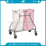 AG Ss019b 판매를 위한 싼 의료 기기 병원 청소 크래쉬 손수레