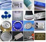 De industriële Laser die van de Vlieg van de Vezel Apparatuur merken