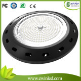 60 90 120 bahía ligera de la dimensión de una variable LED del UFO del grado 180W alta - luz de China Highbay LED, bahía ligera del LED alta