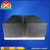 Aluminiumlegierung Kühlkörper für Wind-Sektor mit schönem Aussehen