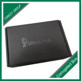 Rectángulo de papel de empaquetado impreso interior de sellado caliente del regalo de la hoja de plata