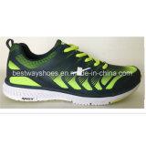 La chaussure confortable occasionnelle de chaussures d'hommes folâtre les chaussures sportives