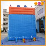 Grande trasparenza di salto gonfiabile del castello del polipo del giocattolo da vendere (AQ09103)