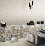 De kunst Verglaasde Tegel van de Decoratie voor de Tegel 600*600 mm van de Vloer van de Muur voor de Decoratie Sh6h003/04 van het Hotel van het Restaurant van de Zaal van de Koffie