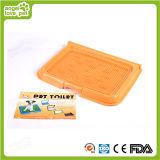 Toalete do animal de estimação do projeto da forma, produtos da preparação do animal de estimação