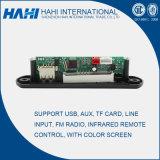 Placa do decodificador do MP3 do cartão da alta qualidade USB/TF (M012)