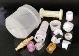 Выполненные на заказ части пластмассы CNC высокой точности подвергая механической обработке поворачивая филируя от POM