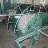 Cadena de producción revestida amarilla de PVC/PE