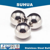 1/8 '' 3/16 '' bola de acero inoxidable AISI304 para el rodamiento
