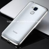 Почетность 5c Huawei аргументы за Multi цвета Electroplated TPU мягкая