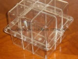 플라스틱 주입 사각 수박 상자 부속 형 및 제품