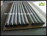 Filtro do filtro do engranzamento de fio 316L do aço inoxidável