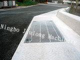 De Dekking van de geul--Het Project van de ethyleen van de Plastic Groep van Formosa, Beilun District, Ningbo, de VRC