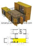 Het elegante Nieuwe Huis van de Container van het Ontwerp Draagbare