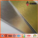 Panneau composé en aluminium de ignifugation de mur rideau de panneau de la Chine