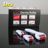 Di pelle di cura di Microneedle della fabbrica vendite DRS 4 direttamente in 1 rullo di Derma