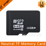 De in het groot Neutrale C4/6/10 Micro- BR TF Kaart 128MB-128GB van het Geheugen