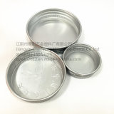 Kundenspezifische Aluminiumüberwurfmuttern für die Gesundheitspflege-Produkte hergestellt in China