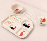 Комплекты Dinnerware Tableware волокна ребенка Bamboo