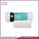Großbritannien BS8599 Hse-steriler großer Wundbehandlungs-Verband