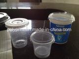 Пластичная чашка чая кофеего/молока делая машину (PPTF-70T)