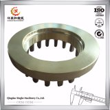 Produits OEM Casting de cuivre Chine Fonte de sable avec traitement thermique