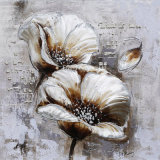 Fabrikant van China van het Olieverfschilderij van de bloem de Schilderende