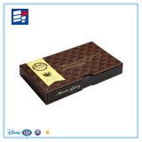 Подгонянная конфета сползая коробку подарка ювелирных изделий коробки ящика упаковывая бумажную