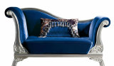 Presidenza di legno del sofà del sofà domestico del salone (UL-NS0950)