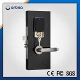 Карточки замка двери Mortise европейского стандарта Orbita замок электронной Keyless