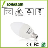Dimmable Chandelier LED Candle Light Bulb com 3W 5W 6W
