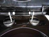 Туалет сертификата Ce повиснутый стеной P-Поглощает цвет 180mm черный/белый