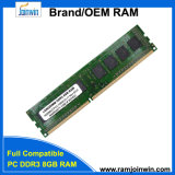 Volledige Compatibele Goedkope PC3-12800 8bits DDR3 RAM 8GB 1600MHz