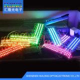 Waterproof 5050 módulos do diodo emissor de luz da cor do RGB sete das microplaquetas do diodo emissor de luz