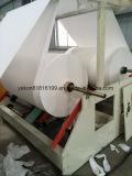 Abschminktuch-faltende Maschine mit Laminierung