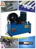 machine sertissante Jk200 du boyau 2inch pour des clients du Mexique