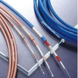 Câble coaxial de liaison Rg195 de la qualité rf
