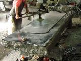 Машина руки каменная меля для полируя мраморный гранита