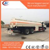 De Tanker van het Water van Benth van het noorden 6X4 25m3 Vast op de Chassis van de Vrachtwagen