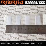 광택지 작은 NFC RFID 꼬리표를 인쇄하는 주문 수동적인 색깔