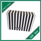 Rectángulos de encargo de Jewellry del regalo de la caja de embalaje de la fábrica