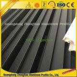 さまざまな黒または銀製か金陽極酸化されたアルミニウムのカラーによって陽極酸化されるアルミニウム製造業者