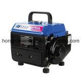 Gerador de refrigeração ar 0.65kw da gasolina de dois cursos