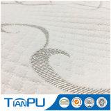 Tissu jacquard en tricot tressé pour matelas à lit