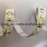 Indicatore luminoso di striscia flessibile bianco di SMD 2835 120LEDs/M DC12V LED