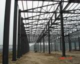 Edificio grande agradable con la fabricación estructural de acero