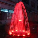 Décorations de jardin dansant la petite fontaine d'eau de fontaine