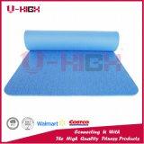 Alta esercitazione elastica di Pilates di colore solido della stuoia di yoga di EVA